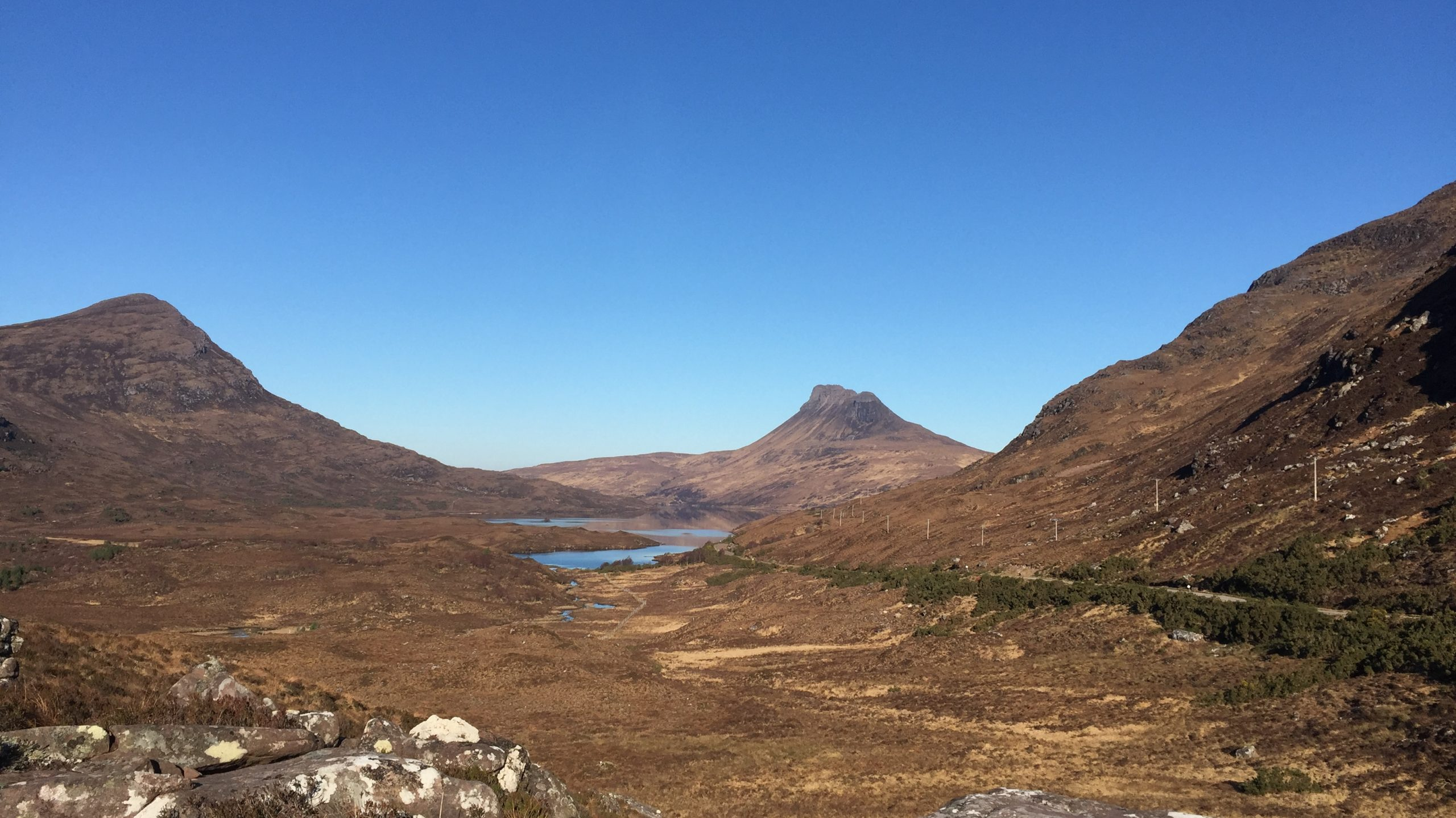 - Guided Hillwalking Across the Scottish Highlands